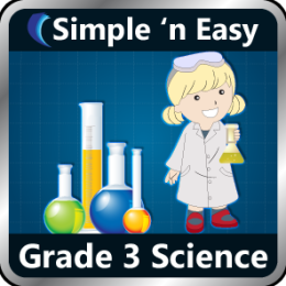 Grade 3 Science by WAGmob