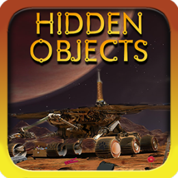 Space Expedition Hidden Objects