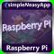 Raspberry Pi -simpleNeasyApp by WAGmob