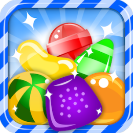Crazy Candy Mania: Crush Extreme