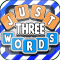 Just Three Words - A Word Guessing Game