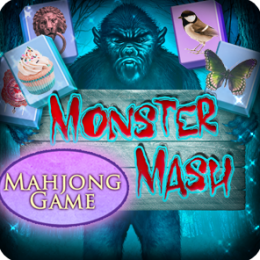 Mahjong - Monster Mash
