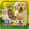 Cutie Pets - Spot the Difference