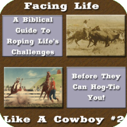 AudioBook - Facing Life like a Cowboy 2 : A Biblical Guide To Roping Lifes Challenges