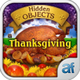 Product Image. Title: Hidden Objects Thanksgiving & 3 puzzle games