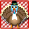 Holiday Cookie Maker - Thanksgiving and Christmas Cooking Game for Kids and Girls