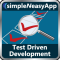 Test Driven Development - simpleNeasyApp by WAGmob