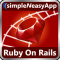 Ruby On Rails - simpleNeasyApp by WAGmob