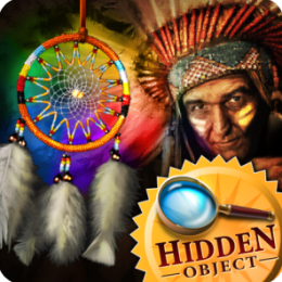 Hidden Object - Secret of the Dreamcatcher