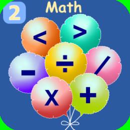 Second Grade Kids Math Games
