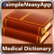 Medical Dictionary - simpleNeasyApp by WAGmob