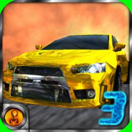 Action Racing 3D Part 3 - Winter Rush - Race Game