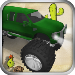 Monster Truck Boss Race
