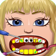 Product Image. Title: Celebrity Country Stars Dentist Office Spa Dress Up Game - Fun Makeup Game for Kids, Girls, Boys