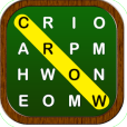 Product Image. Title: Word Search Super Swipe - Ultimate Word Search Game! Multilingual WordSearch Fun For Everyone!