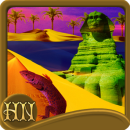 Hidden Number - Desert Wonders