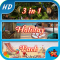 Holiday Pack - 3 in 1 - Hidden Object Game