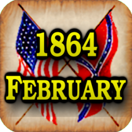 American Civil War Gazette - Extra - 1864 02 - February