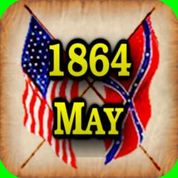 American Civil War Gazette - Extra - 1864 05 - May
