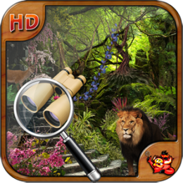 Jungle Safari - Hidden Object Game