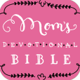 Product Image. Title: Mom's Devotional Bible