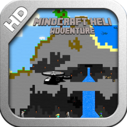 Mindcraft Heli Adventure