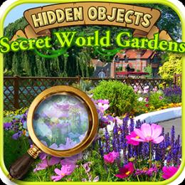 Hidden Objects Secret World Gardens