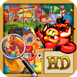 Monkey Madness - Hidden Object Game