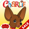 Charlie the Chocolate Chihuahua Interactive Storybook MasterApp - A New Home for Charlie