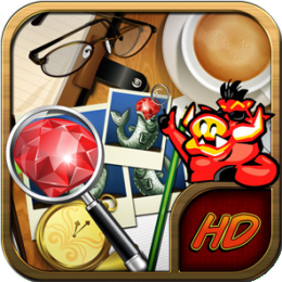Mystery Files - The Ruby Statue - Hidden Object Game
