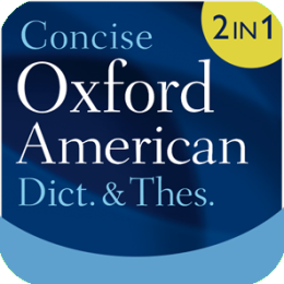 Concise Oxford American Dictionary & Thesaurus