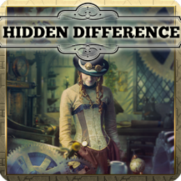 Hidden Difference - Steam City