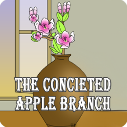 The Concieted Apple Branch