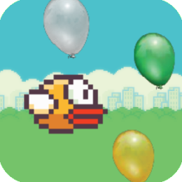 Flappy Balloons - More Flappy Bird Adventures!