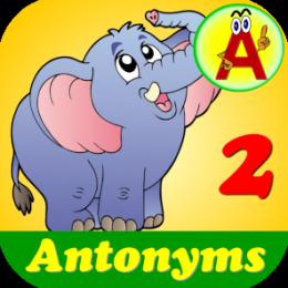Second Grade Antonyms
