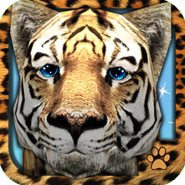 Virtual Pet Tiger