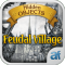 Hidden Objects Feudal Village and 3 puzzle games