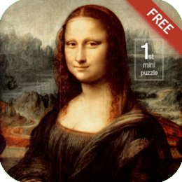 Art Mini Puzzle & SlideShow Free - Famous Art Gallery, SlideShow and Jigsaw Puzzle Game