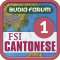 FSI: Cantonese (Level 1) - by Audio-Forum / Foreign Service Institute