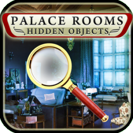 Hidden Objects Palace Rooms