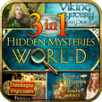 Product Image. Title: Hidden Mysteries World