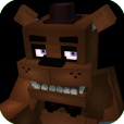 Product Image. Title: Five Nights At Freddy's Minecraft