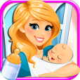 Product Image. Title: Newborn Baby & Mommy Care