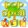 Product Image. Title: Pop Spell: Fun popping game to practice spellings