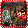 Product Image. Title: Mr. Claus Kitchen�- Hidden Object Game