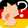 Product Image. Title: Germany Map Quiz
