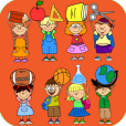 Product Image. Title: First Grade Kids Complete 6 In 1 Combo App Bundle