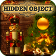 Product Image. Title: Hidden Object - Happy Christmas