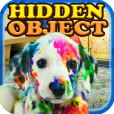 Product Image. Title: Hidden Object - Dog Happy Life