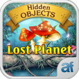 Product Image. Title: Hidden Objects Lost Planet & 3 puzzle games